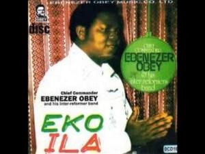 Ebenezer Obey - Fi Mi Lokan Bale Oluwa